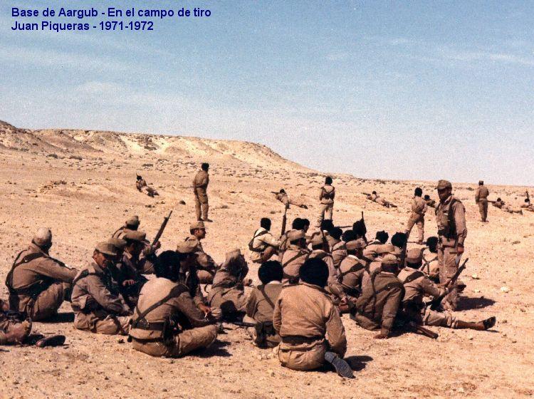 Albun de fotos del la Mili en el Sahara 50